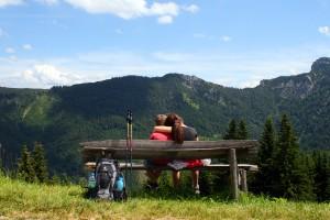 Bergwanderungen - auch für Kinder ein schönes und oft unvergessliches Erlebnis
