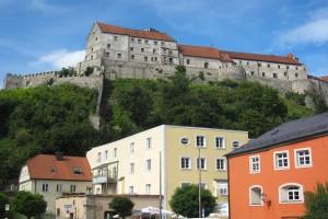Die längste Burganlage Europas: Burghausen