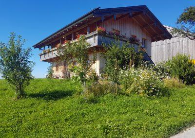 Ferienwohnungen im Ferienhaus auf dem Rieplhof Samerberg