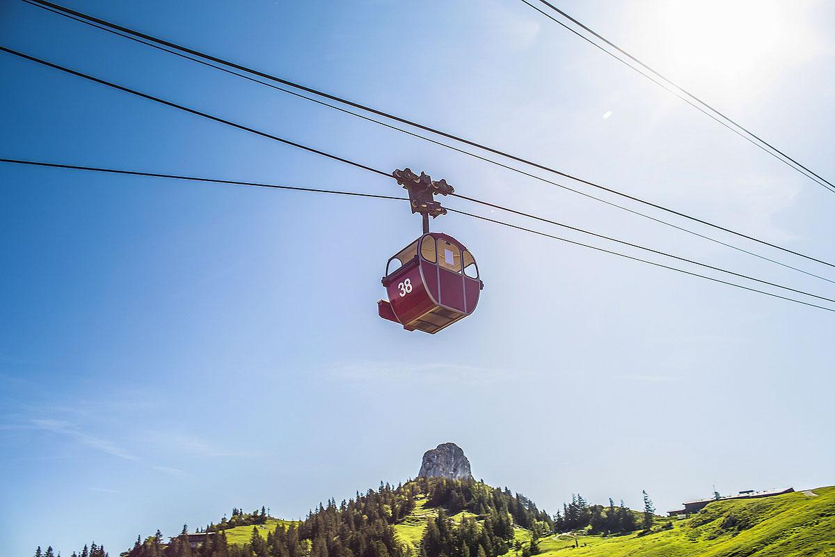 Kampenwand-Bergbahn